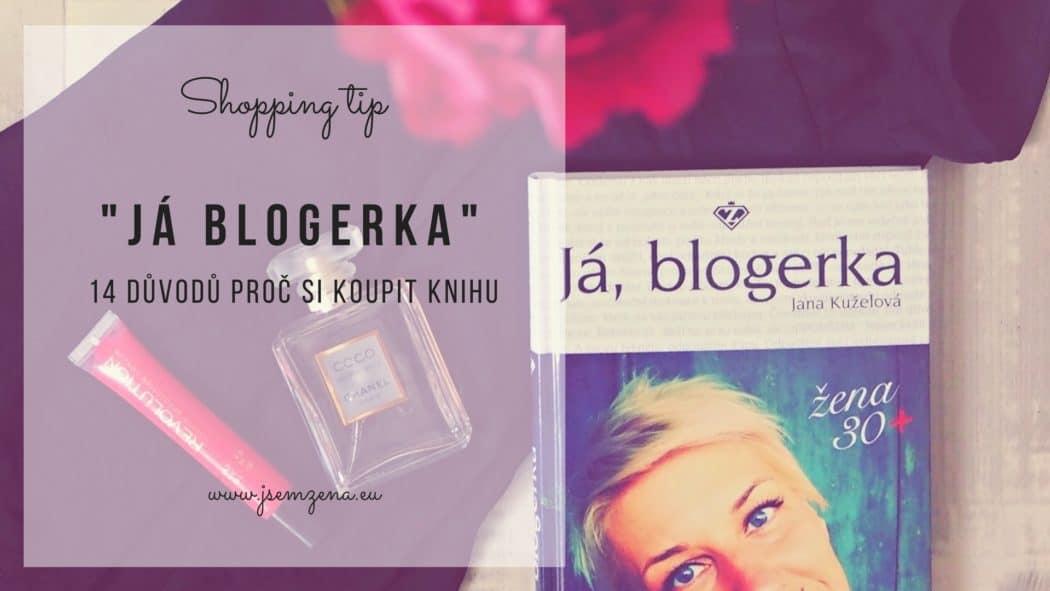 já blogerka