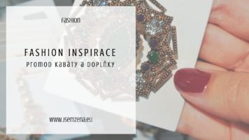 Fashion inspirace z Promod
