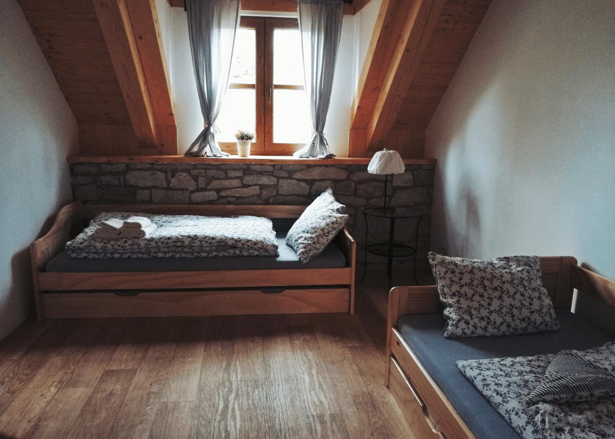 Tip na výlet: Penzion na Lukách