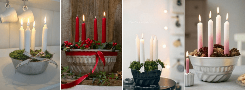 jednoduché vánoční dekorace 3