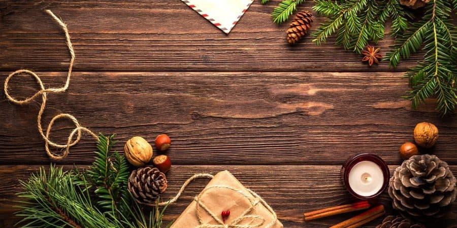 20 tipů na vánoční dekorace