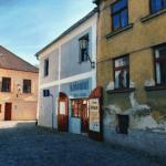 Z Výletu: Největší dochovaná židovská čtvrť v Evropě. Třebíč a život za řekou.