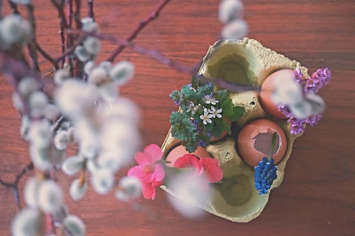 Tipy: Inspirace na jarní a velikonoční dekorace