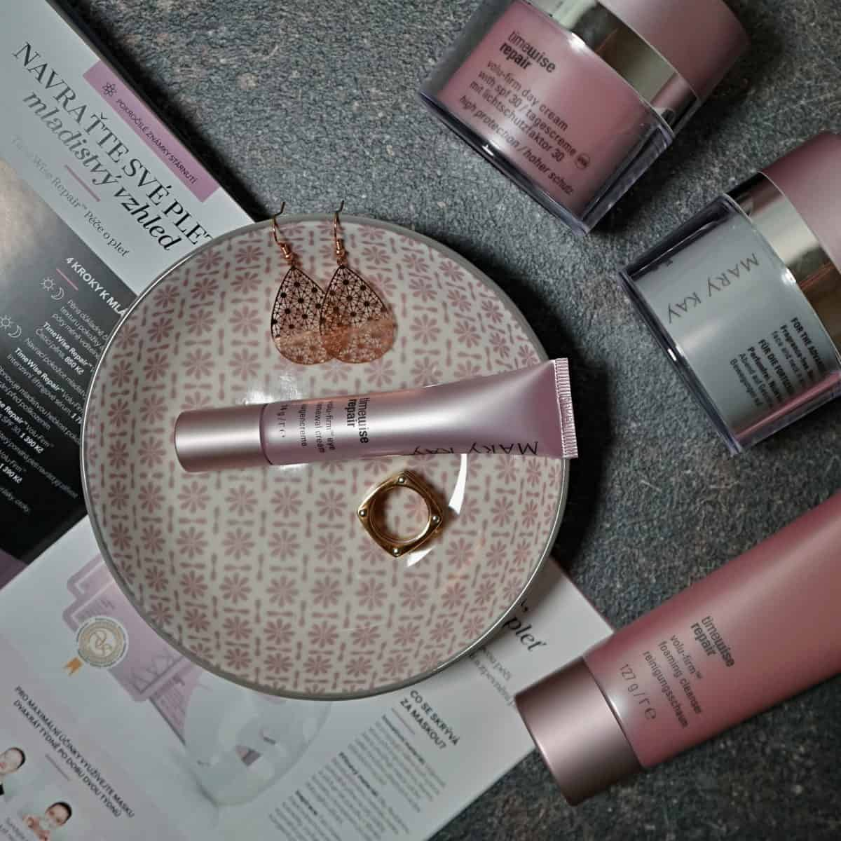 mary kay timewise 3