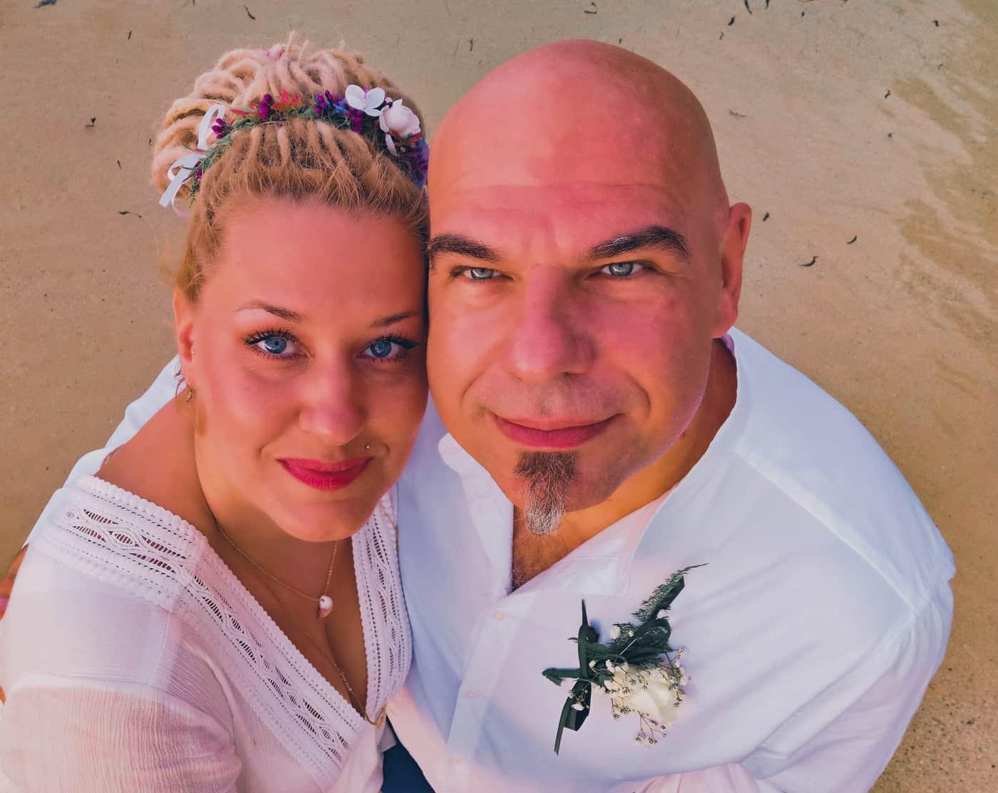 Náš svatební den na Mauriciu. Zákulisí od plánování po návrat.