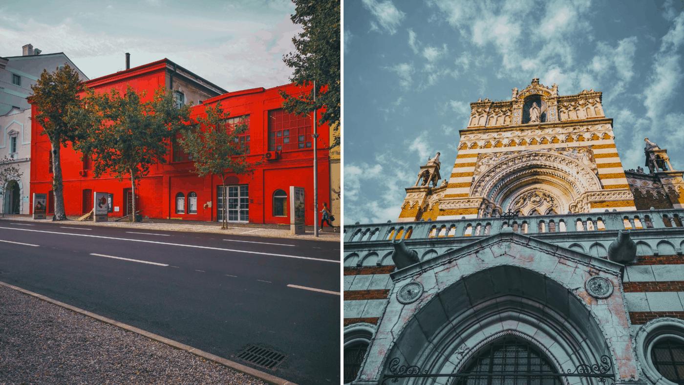 cestování a výlety Rijeka 1