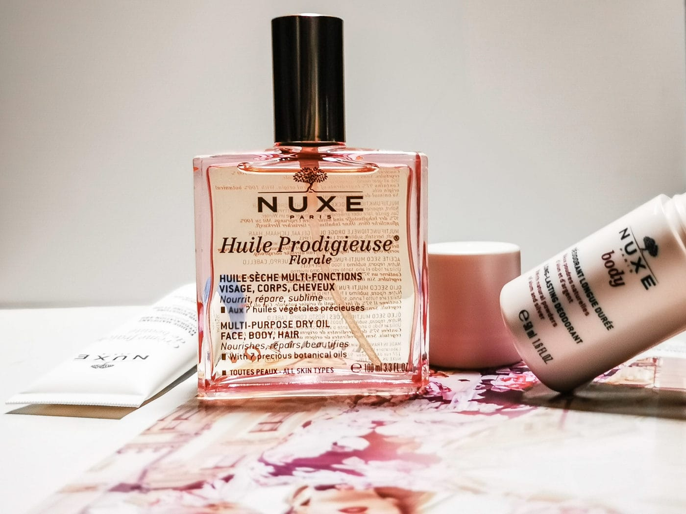 Přírodní produkty Nuxe